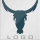 Bull Horns Logo - GraphicRiver Item for Sale