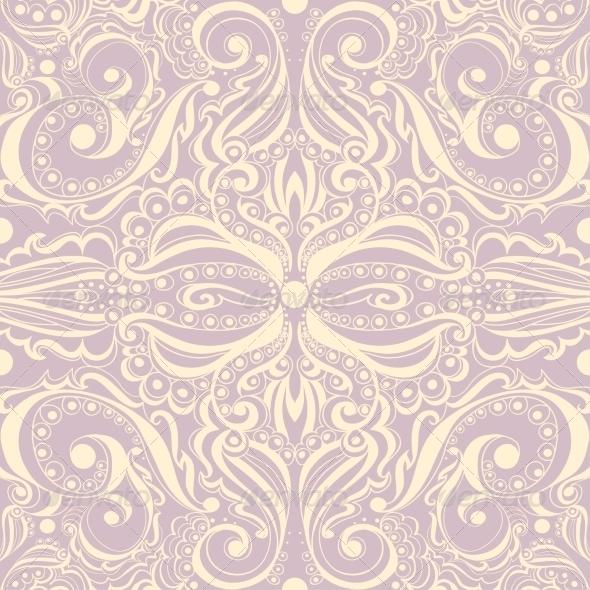 GraphicRiver Seamless Vintage Pattern 7305638