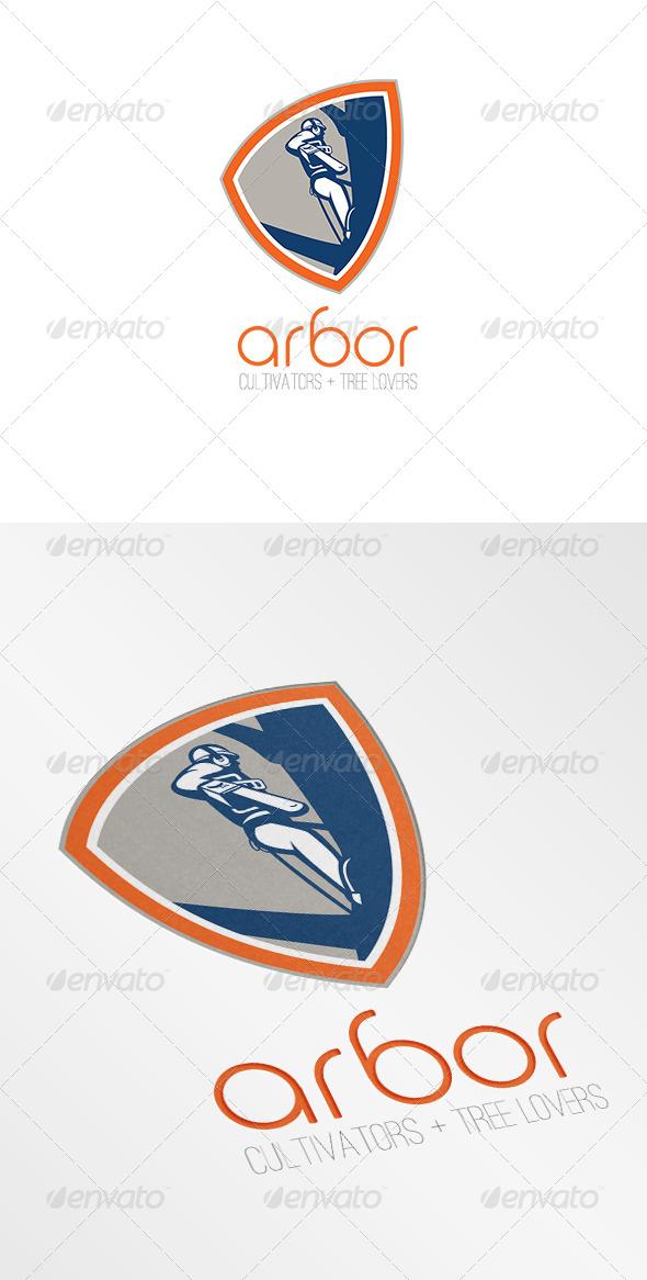 GraphicRiver Arbor Cultivator Logo 7305834