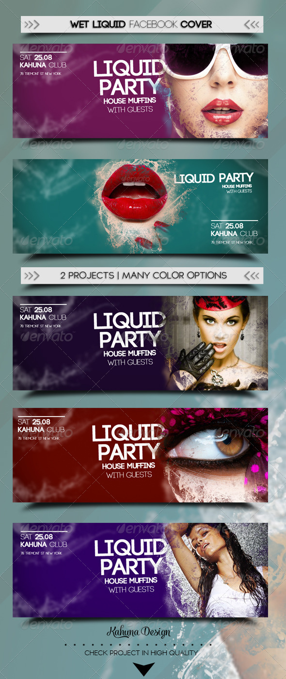 GraphicRiver Wet Liquid Fb Cover 7308445
