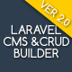 Laravel CMS - CRUD Builder - Administrator - CodeCanyon Item for Sale