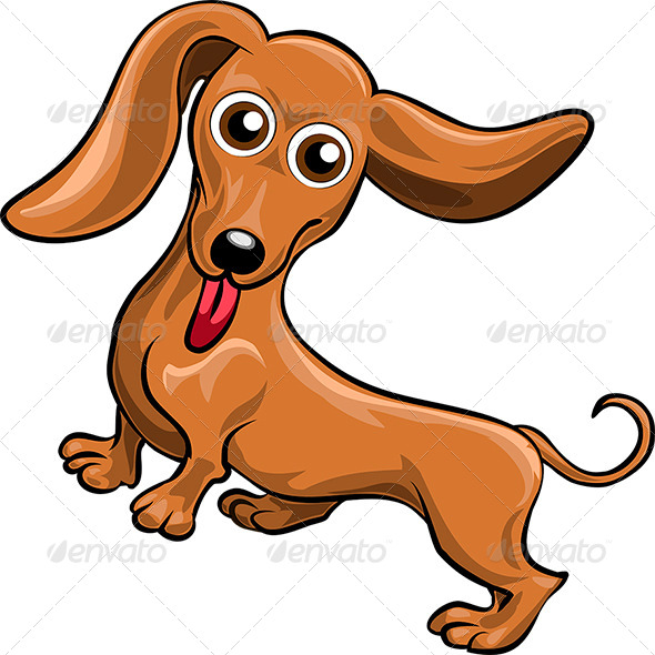 GraphicRiver Dachshund 7309245
