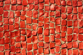 Detail of red mosaic - PhotoDune Item for Sale