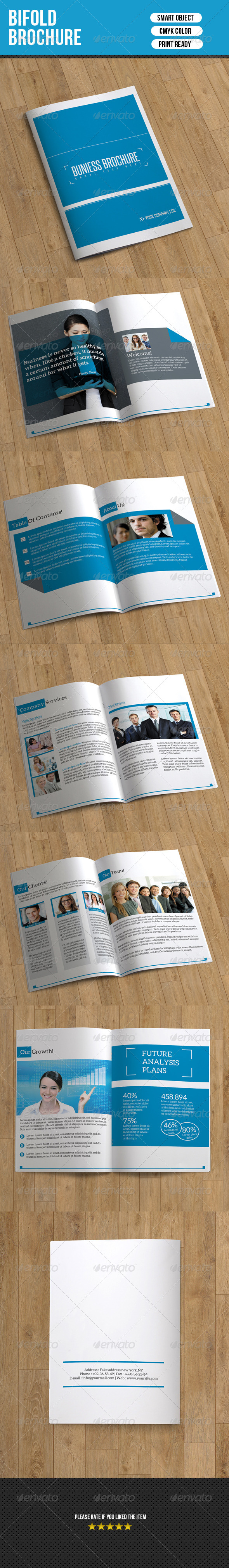 GraphicRiver Business Brochure-12 Pages 7309900