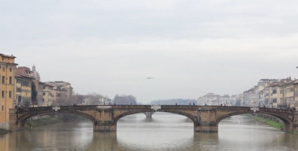 VideoHive Ponte Santa Trinita 7310686