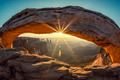 Mesa arch, special photographic processing - PhotoDune Item for Sale