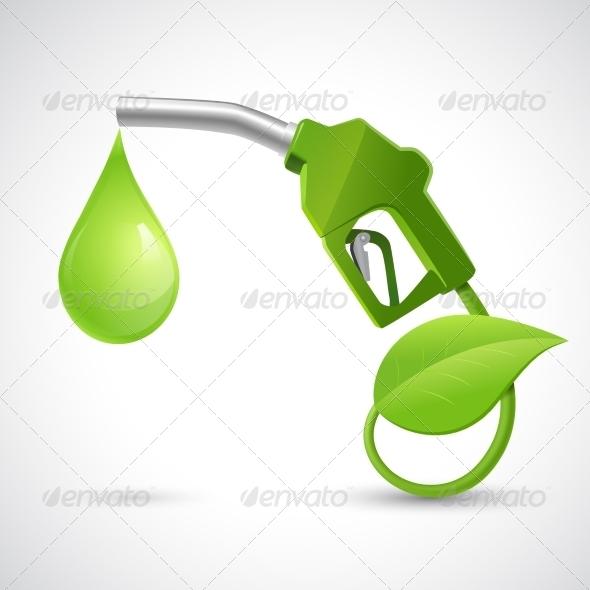 GraphicRiver Bio Fuel Logo Concept 7311545