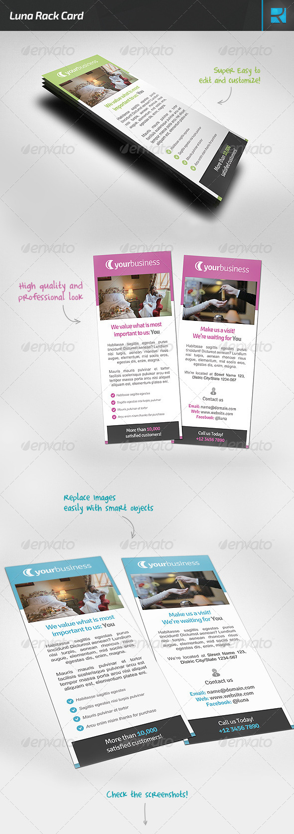 GraphicRiver Luna Rack Card 7311546