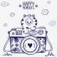 Camera Kitten - GraphicRiver Item for Sale