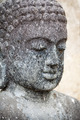Old Sculpture - Buddha's face - PhotoDune Item for Sale
