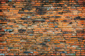 Old Buddhist temple brick wall  background - PhotoDune Item for Sale