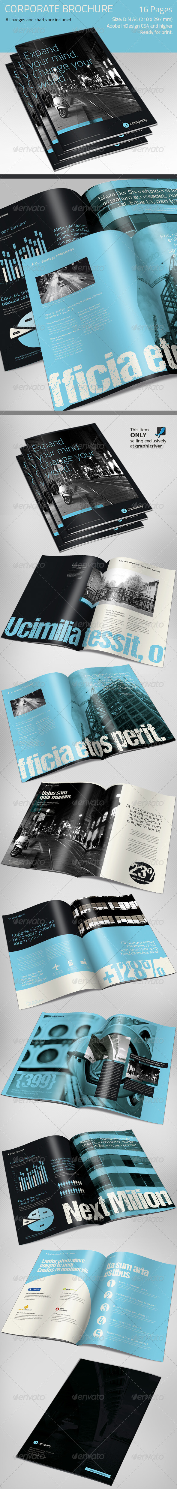 GraphicRiver Corporate Brochure Vol 4 7315037