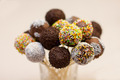 Chocolate Cake Pops - PhotoDune Item for Sale