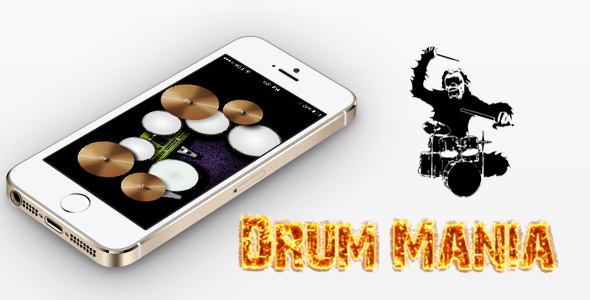 CodeCanyon Drum Mania 7255521