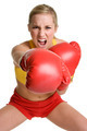 Boxing Woman - PhotoDune Item for Sale