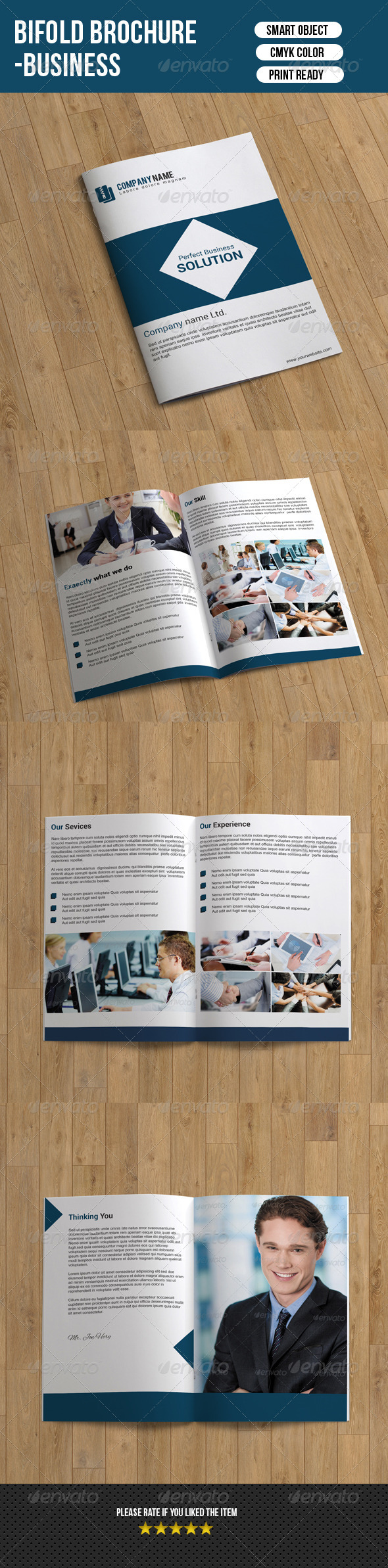 GraphicRiver Business Brochure-8 Pages 7317620