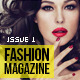 Fashion Tablet Magazine Issue 1 - GraphicRiver Item for Sale