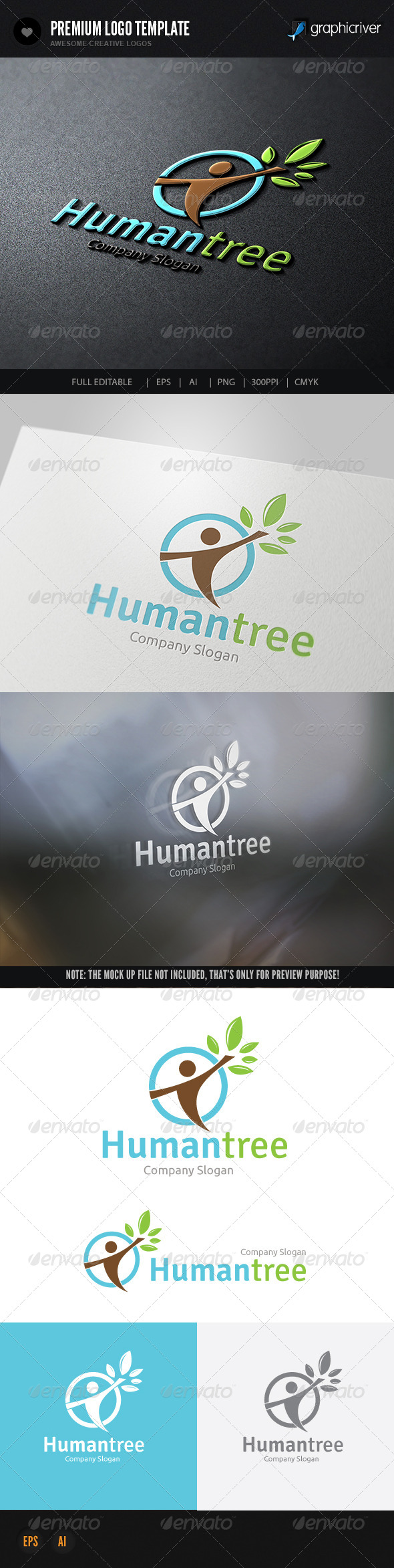 GraphicRiver Human Care 7319870