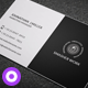 Minimal Business Card 008 - GraphicRiver Item for Sale