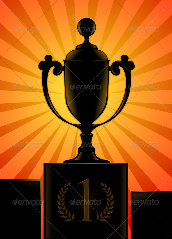 GraphicRiver Trophy 7320633