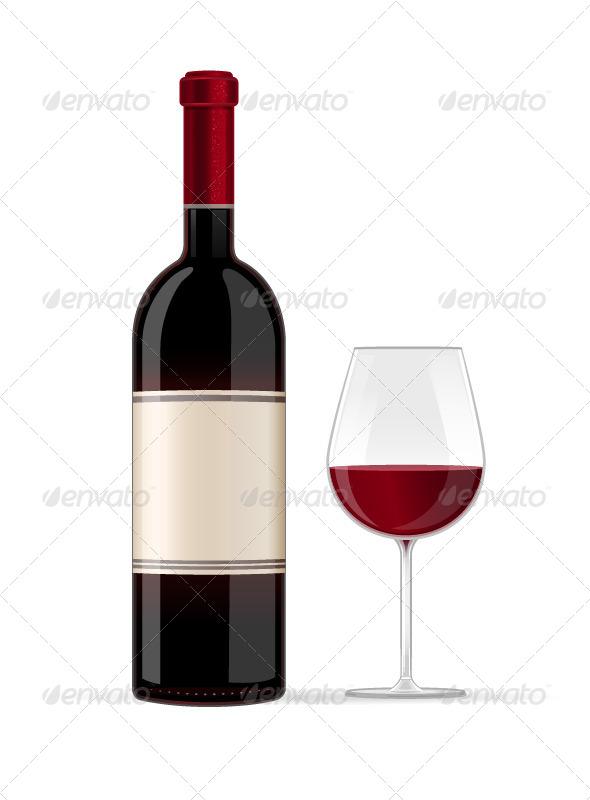 GraphicRiver Wine 7321755