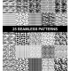 Set of Seamless Patterns - GraphicRiver Item for Sale