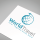 World Travel Logo Template - GraphicRiver Item for Sale