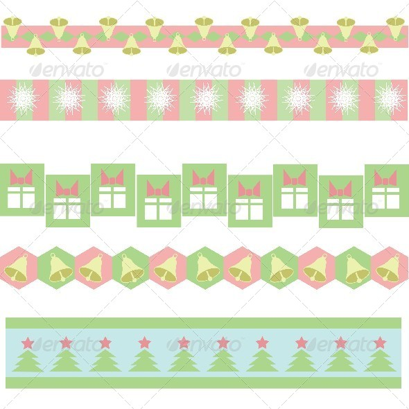 GraphicRiver Xmass Background 7322779