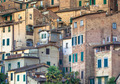 Stone Buildings in the City of Sienna - PhotoDune Item for Sale