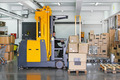 Forklift stacker - PhotoDune Item for Sale