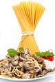 Spaghetti With Clams - PhotoDune Item for Sale