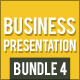Business Presentation Bundle 4 - GraphicRiver Item for Sale