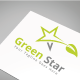 Green Star Logo Template - GraphicRiver Item for Sale