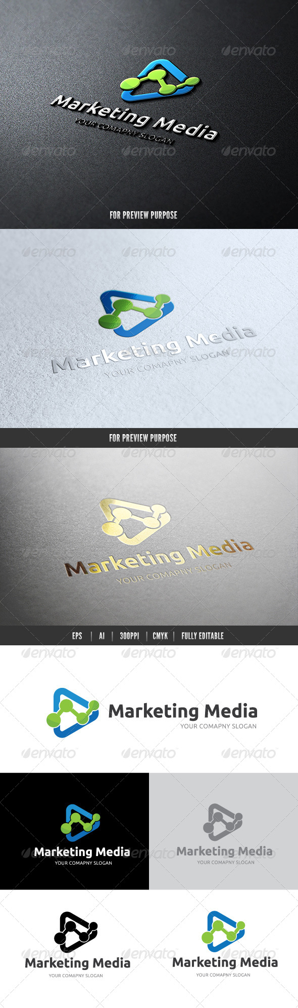 GraphicRiver Marketing Media 7324943