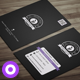Minimal Business Card 007 - GraphicRiver Item for Sale