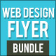 Web Design Flyer Bundle 1 - GraphicRiver Item for Sale