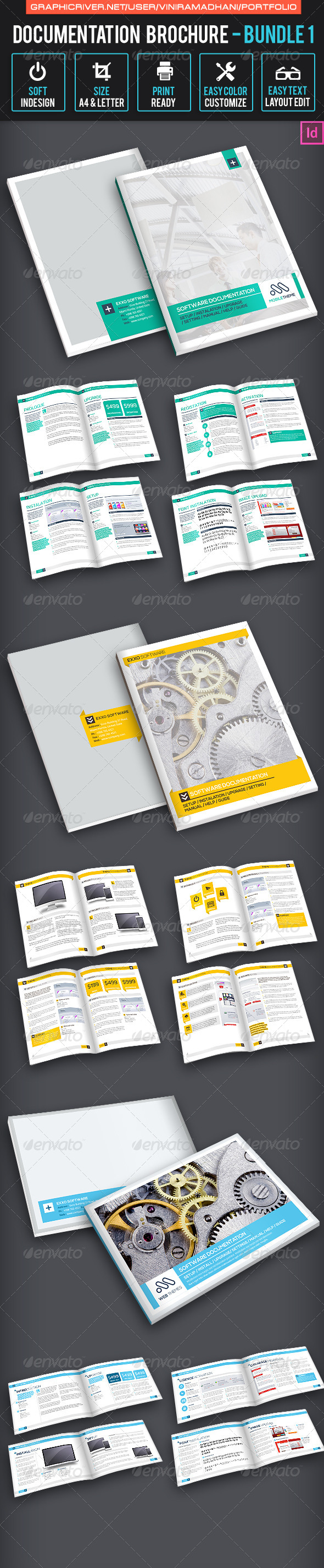 GraphicRiver Documentation Brochure Bundle 1 7325804