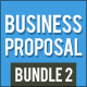 Business Proposal Bundle 2 - GraphicRiver Item for Sale