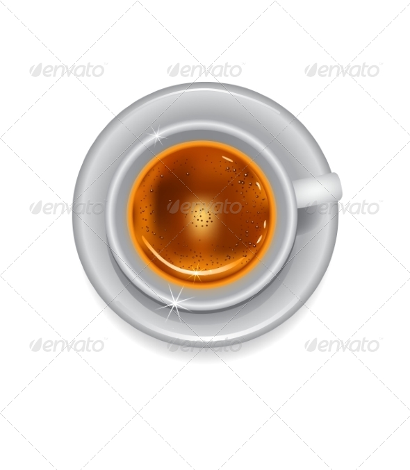 GraphicRiver Cup of Coffee 7326514