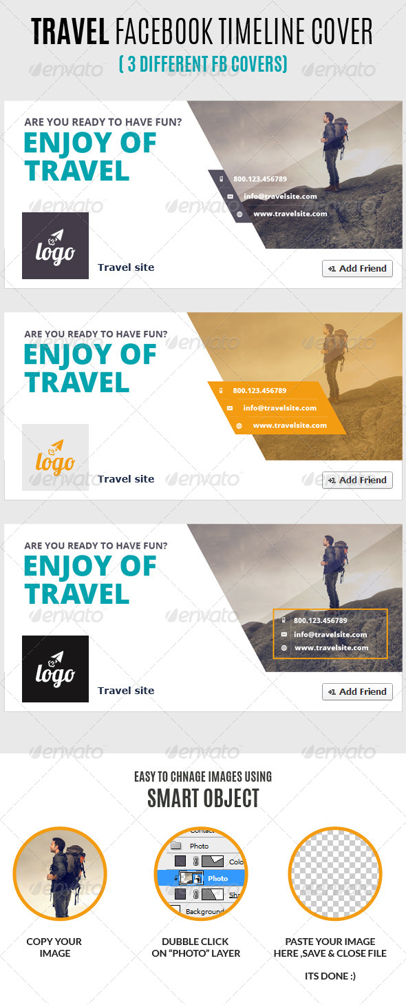 GraphicRiver Travel Facebook Timeline Covers Vol2 7326601