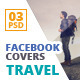 Travel Facebook Timeline Covers Vol2 - GraphicRiver Item for Sale