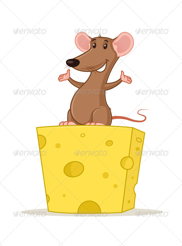 GraphicRiver Mouse 7326825