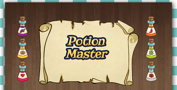 CodeCanyon Potion Master 7327034