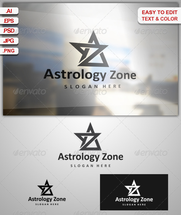 GraphicRiver Astrology Zone 7327904