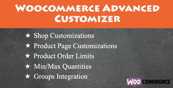 CodeCanyon WooCommerce Advanced Customizer 7111153