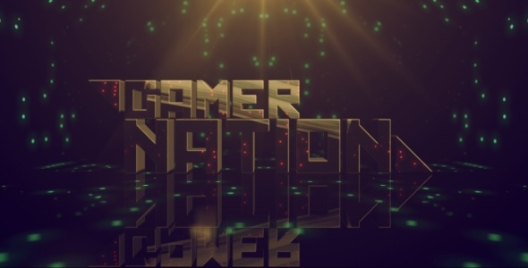 After Effects Project - VideoHive Gamer Nation 760197