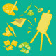 Paint Tools Digital Clipart - GraphicRiver Item for Sale