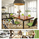 Creative Interior Magazine Template - GraphicRiver Item for Sale