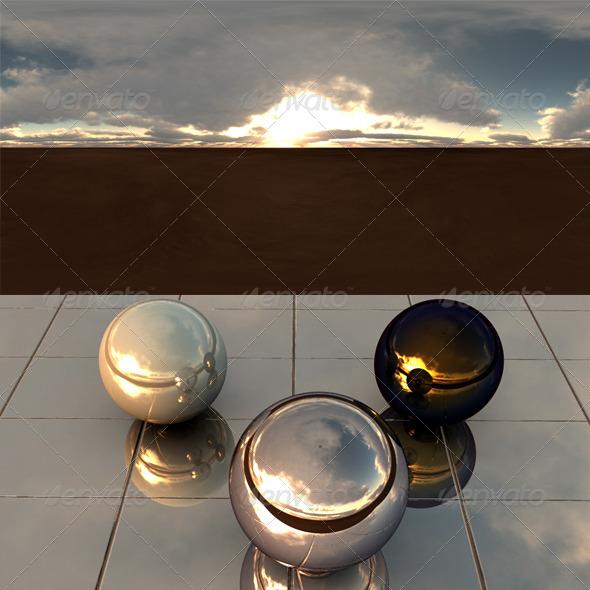 3DOcean Desert 103 7331484
