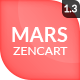 Mars - Clean, Fluid and Responsive Zen Cart Theme - ThemeForest Item for Sale
